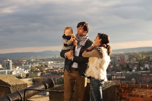 Familly happiness